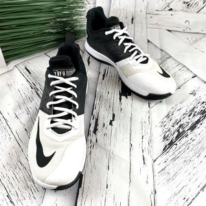 Nike Fly.By Low II 2 Basketball Shoes Black White